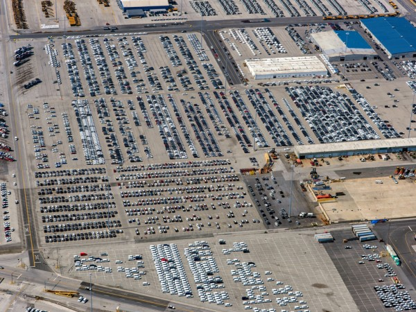Roll-on/roll-off cargo volumes continue increasing at the Port of Baltimore, which for seven consecutive years has handled more cars and light trucks than any other U.S. port.