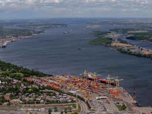 Port of Montreal on target for another container record in 2018.