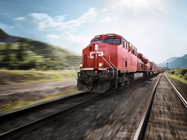 Canadian Pacific Railway executives anticipate growth in both domestic and international intermodal volumes to continue through the end of 2018.