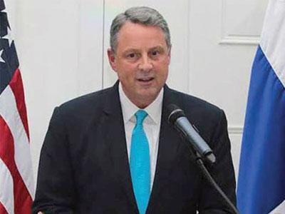 Former US Ambassador to Panama John Feeley