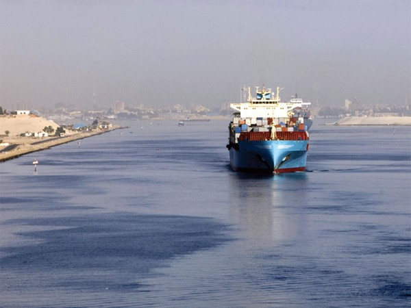 The Suez Canal is a critical waterway to energy shipments, bulk and containerships.