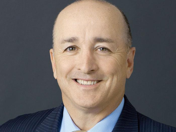 Michel Tosini, executive VP of Federal Marine Terminals