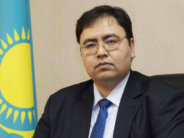 Arystan K. Kabikenov – vice minister of Kazakhstan's Ministry for Investments & Development