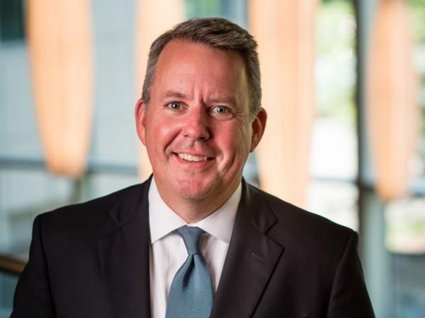 Jack Mahoney, president of Maersk Line Canada