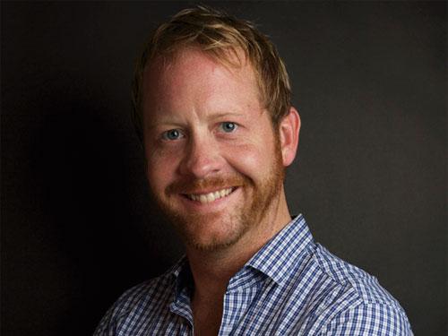 Brendan Heegan, president of Boxzooka