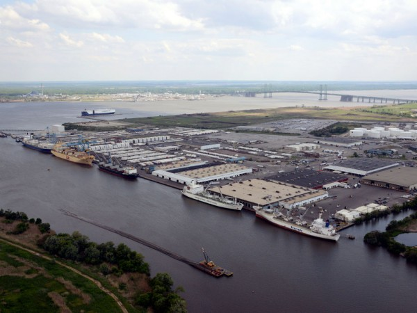 Existing Port of Wilmington facilities are undergoing capability expansion under a 50-year agreement with GT USA Wilmington, which also is developing a new terminal just up the Delaware River.