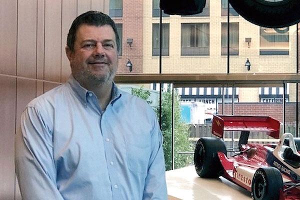 Brad Blizzard never seems to tire of his work as Bridgestone Americas Inc.'s executive director of logistics and president of Bridgestone Americas Fleet Operations LLC.