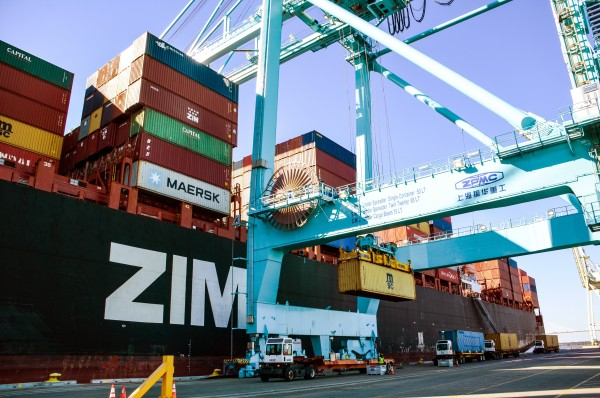 With addition of calls by ZIM, the Port of Jacksonville looks to keep breaking cargo marks.