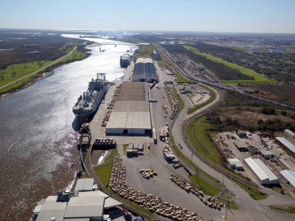 Texas ports aggressively bolstering abilities to handle
