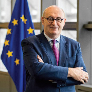 EU Trade Commissioner Phil Hogan
