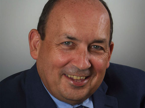 Andy Saporito, CEO of SJPC