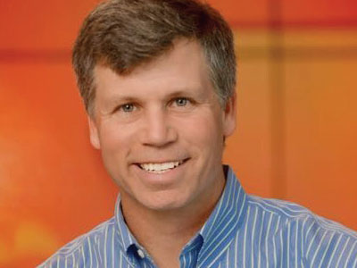 Greg Chapman, senior vice president at Avalara