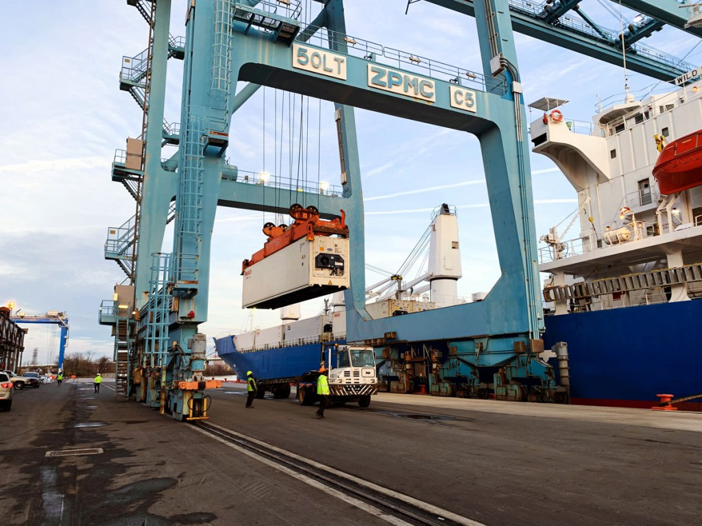 A bright future is seen for the Port of Wilmington, now in its third year of operation by GT USA Wilmington LLC under a 50-year concession agreement with the State of Delaware.