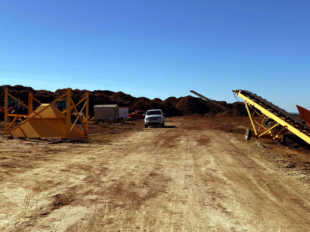 Twin Rivers Land and Timber is preparing to export wood chips from the Florida Panhandle's Port of Port St. Joe.