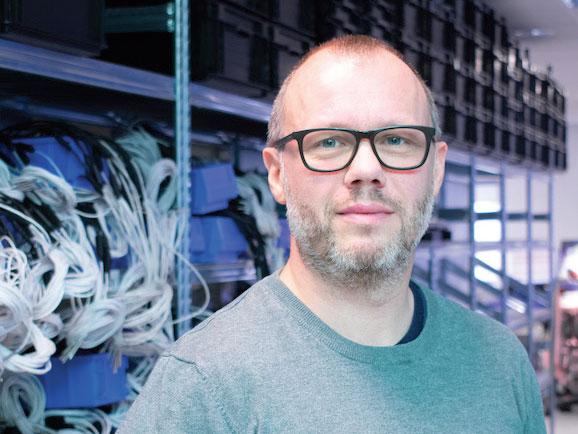 Gisli Herjolfsson, Controlant co-founder and CEO