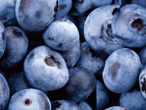 Chile dominates the Latin American region in fruit production of cherries, blueberries and grapes.
