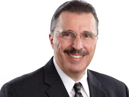 Dennis Slater, president of the AEM