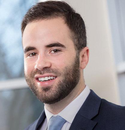 Evan Lippow, CenterPoint's senior vice president of investments