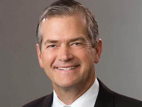 Greg Tuthill, senior VP & chief commercial officer, Seacube