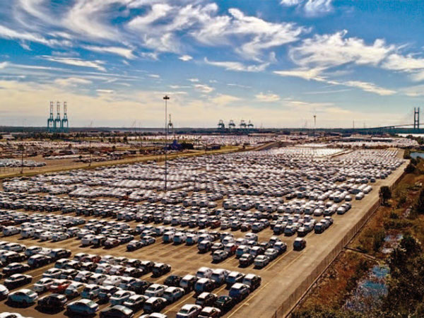 AMPORTS Inc. counts marine terminal facilities at the Port of Jacksonville, Florida, among its operations.