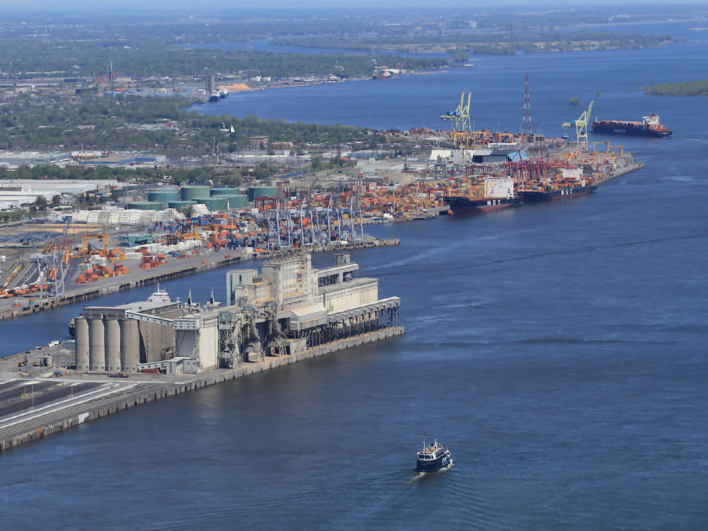 Container traffic at Port of Montreal benefitting from congestion-free operations and low dwell-times