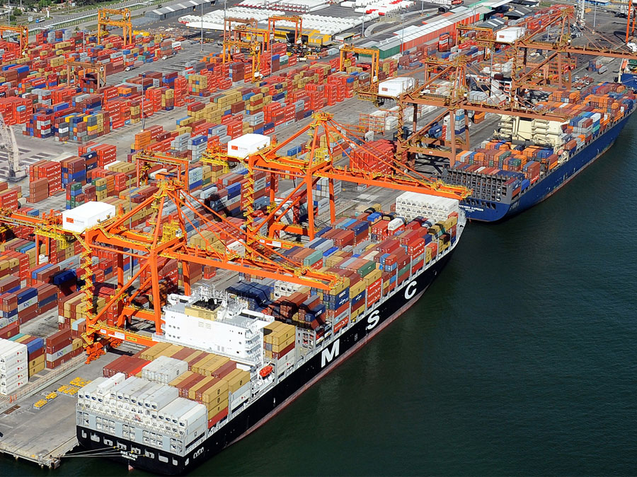 Suape Container Terminal-1, Pernambuco, Brazil