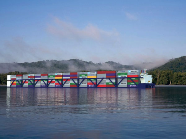 APH River Container Carrier