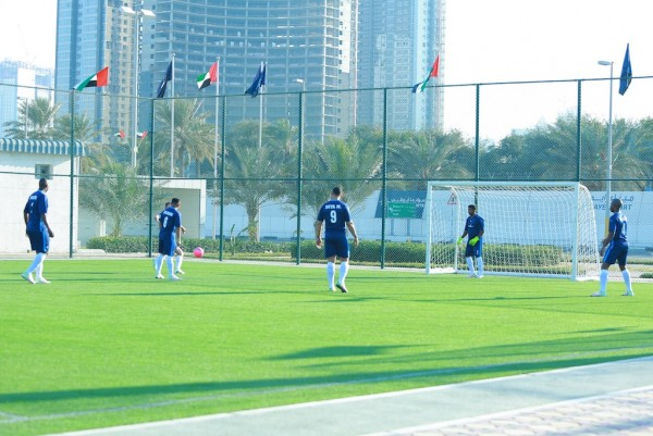 Abu Dhabi Stakeholder Football Tournament Kicks Off