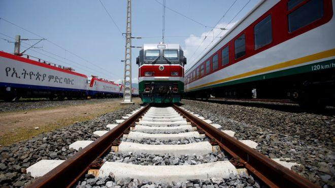 Addis Ababa-Djibouti Railway