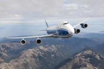 AirbridgeCargo now operates four Boeing 747-8 freighters