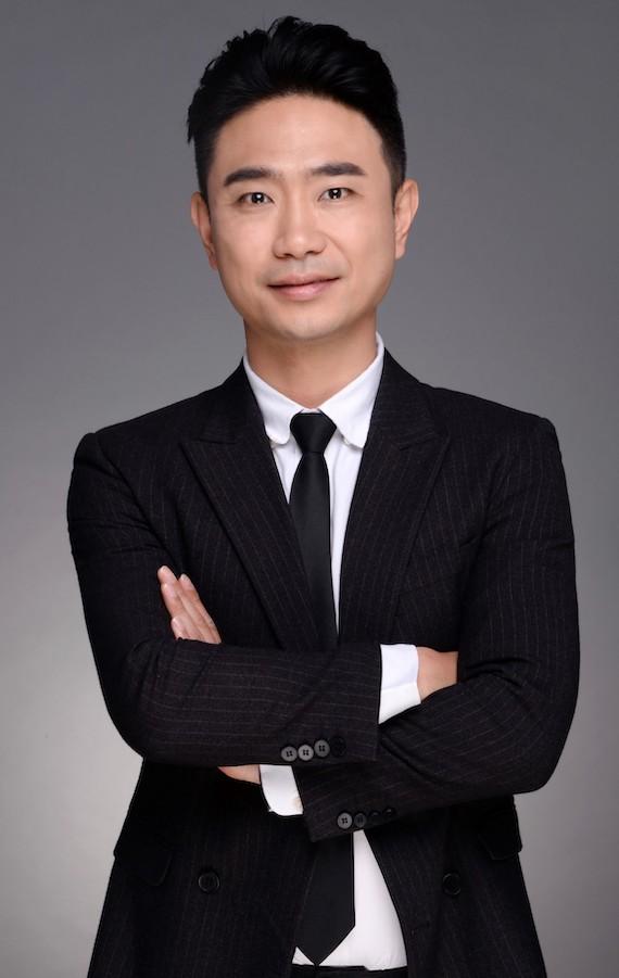 Allen Liu as Cargo Director, North Asia