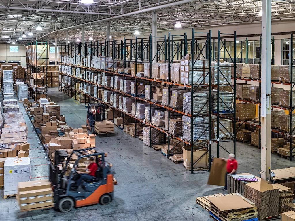 Averitt Distribution & Fulfillment Center (Nashville)