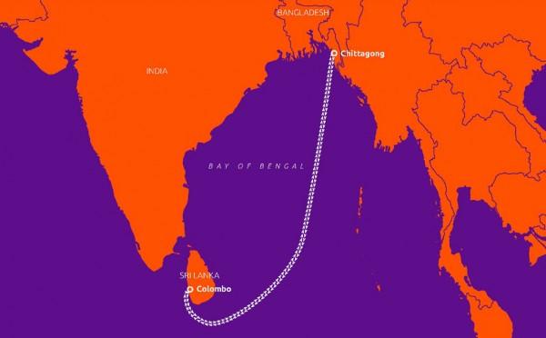 Milaha launches feeder service between Sri Lanka and Bangladesh
