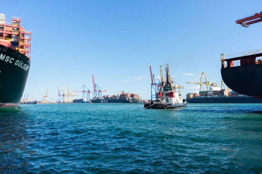 Barcos Puerto Valencia