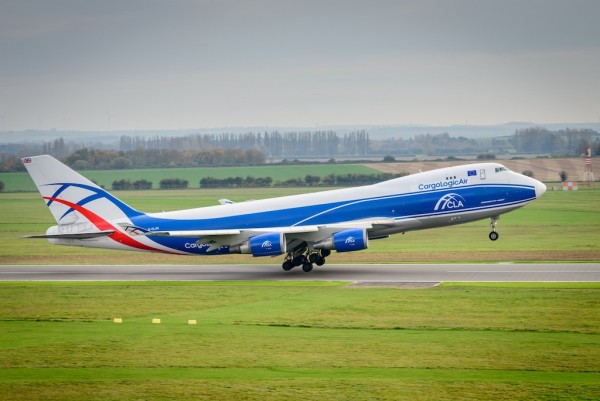 London to Mexico will be CargoLogicAir's first scheduled cargo route