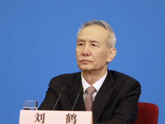 Chinese Vice Premier Liu He