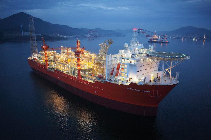 The Petrojarl Knarr FPSO (Image care of Altera Infrastructure)