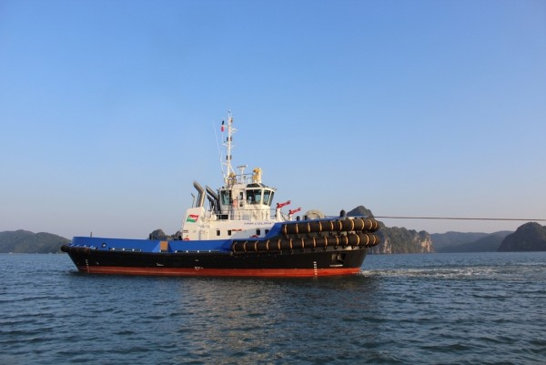 Damen ASD Tug 3212 for TMM Colima