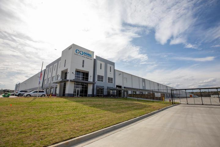 Dorel Sports has shifted operations to the Georgia International Trade Center in Effingham County, Ga., less than 10 miles from the Port of Savannah's Garden City Terminal.