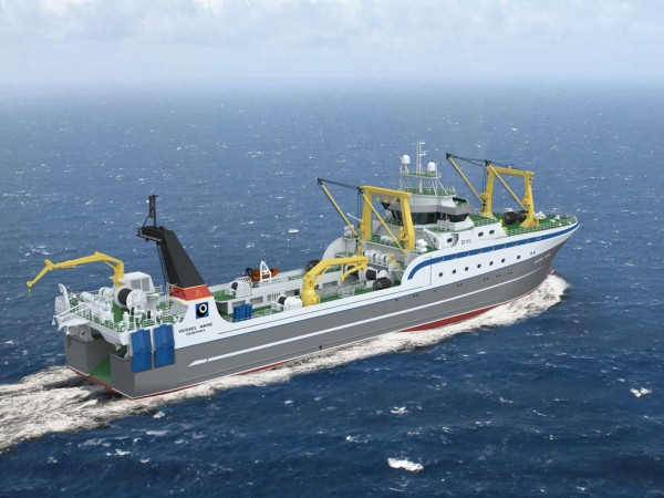 Damen Marine Components wins first order in Turkey | AJOT COM