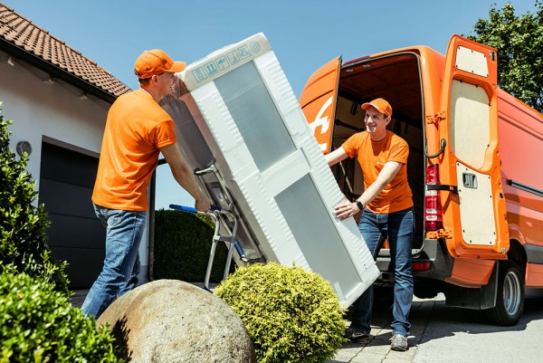 Gw Pro Line Home Enables The Logistics Specialist To Deliver Large Electrical Equipment And Furniture Direct