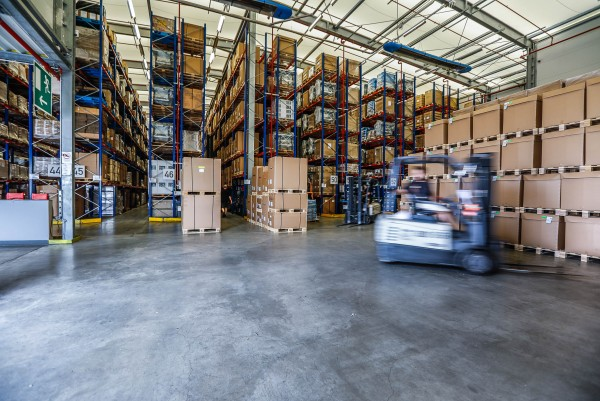 The logistics complex, so far covering 6,000 square meters, will be expanded to 7,100 square meters.