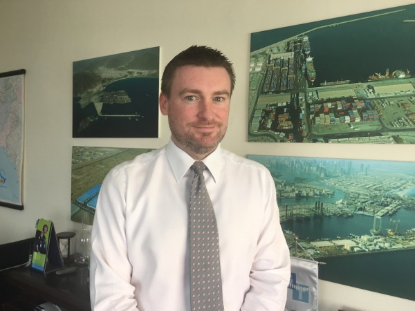 Gulf Stevedoring, which is part of the Gulftainer Group of Companies, Appoints Richard James as New Managing Director