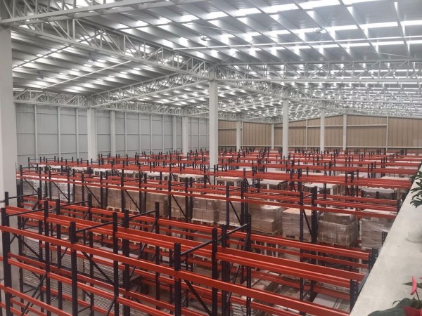 Inside SEKO Logistics new facility in Ocoyoacac, State of Mexico