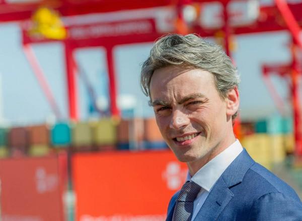 Jouke Schaap, Container Director Peel Ports