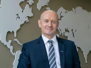 Klaus Heim, CEO, WinGD
