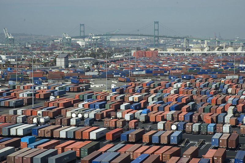 Long Beach Container Terminal