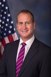 U.S. Congressman and House Transportation, Housing and Urban Development (T-HUD) Subcommittee Ranking Member Mario Díaz-Balart (R-FL)