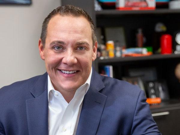 Mark McCullough, CEO of Gebrüder Weiss USA
