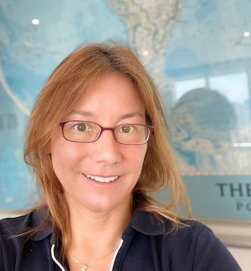 Natalie Jones, General Manager, SAL